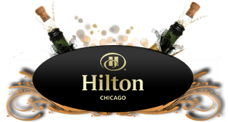 Hilton Chicago Hotel New Years Eve