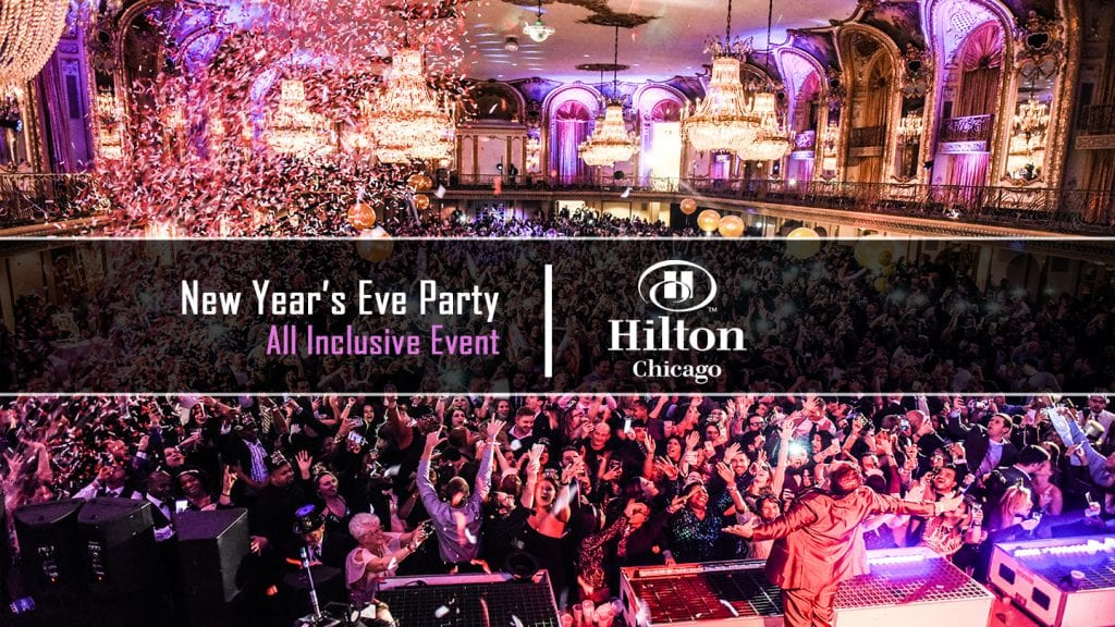 Chicago New Year's Eve Party - VIP