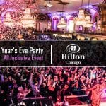 NYE 2019 Promo Ad – Hilton VIP All inclusive